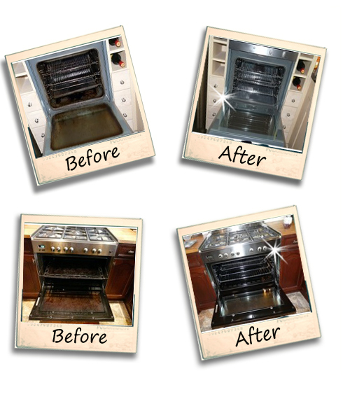 Oven Cleaning Service in South Devon
