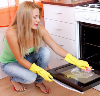 professional oven cleaning devon
